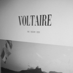 Join me at my newly designed blog: http://www.robertvoltaire.tumblr.com