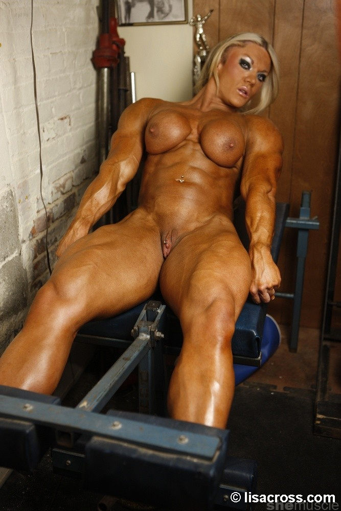 Nude Women Muscle