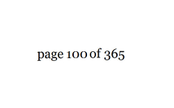 100 365 page days page100 page 100