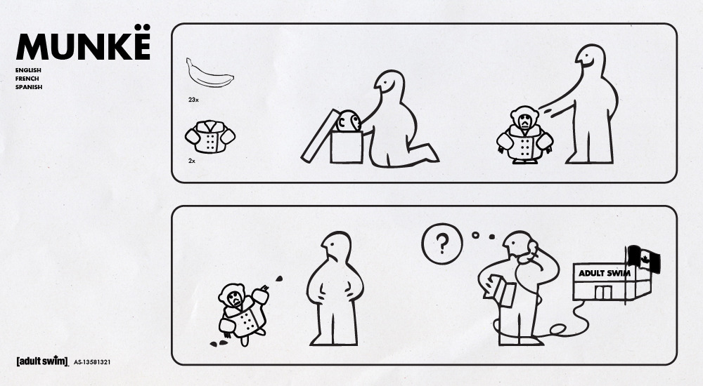 mydamnchannel:  Can we just talk about the IKEA Monkey all day?