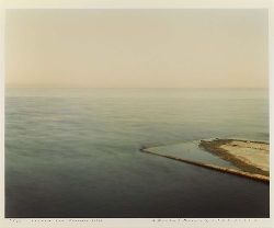 vjeranski:Richard Misrach (b. July 11, 1949)Salton Sea (Concrete Slab), 1985 Untitled, Santa Barbara (Boat in Fog)CLOUDS (OROGRAPHIC STRATIFORM)