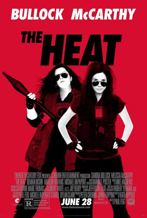 The Heat's new poster premiered on PopSugar today. what do you guys think? :)