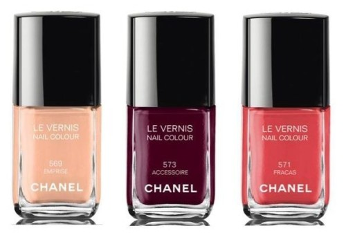 Trifecta - Chanel Spring 2013