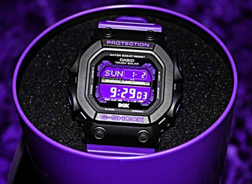 casio g-shock casio watches casio g shock G-Shock wristwatch purple dgk purple aesthetic