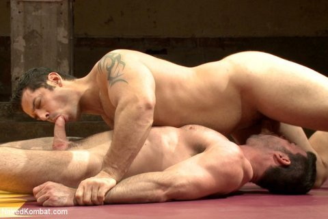 Naked KombatBilly Santoro vs Marcus RuhlVideo at http://gogng.co/cxni3More at http://RoughGnG.com