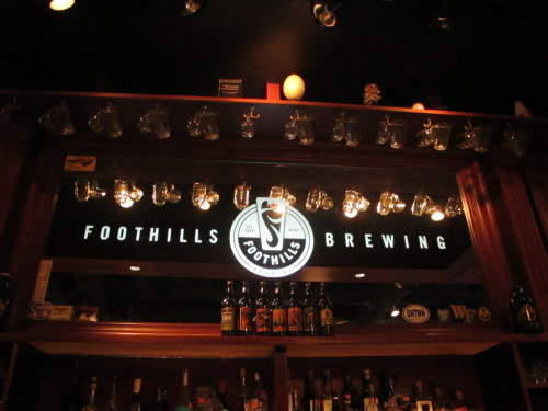 Foothills Brewing  Winston-Salem, NC