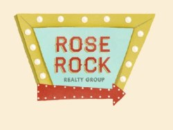 Rose Rock realty group logo