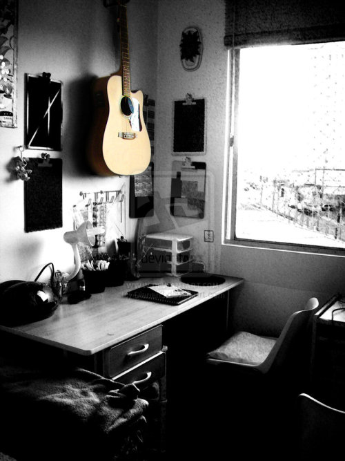 ART STUDIO - GUITAR by ~Dianah B