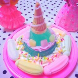 cute kawaii pink pastel Icecream spank! fairy-kei stmchangm