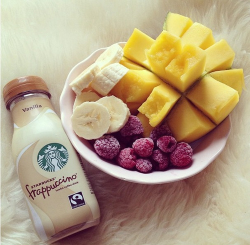 elegant-summer:  great breakfast. on We Heart It. http://weheartit.com/entry/55539378/via/barbie_angel