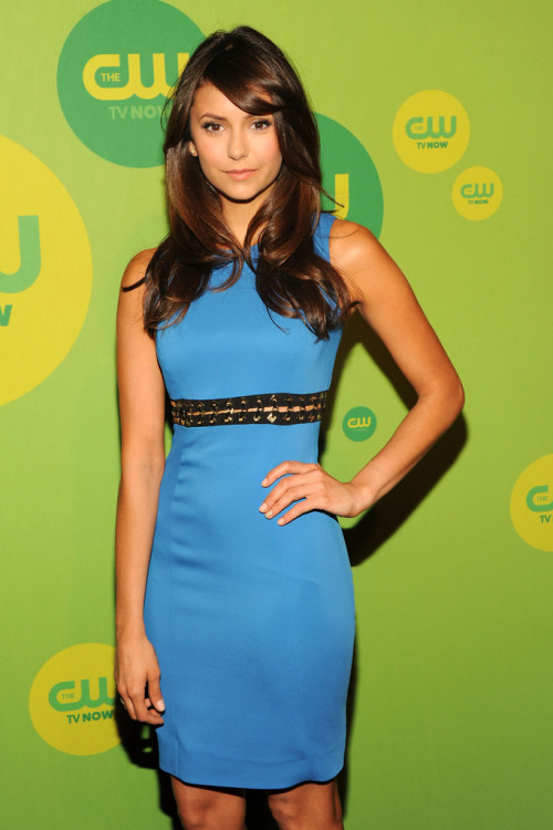 Nina Dobrev || CW Upfronts at The London Hotel in NYC on May 16, 2013