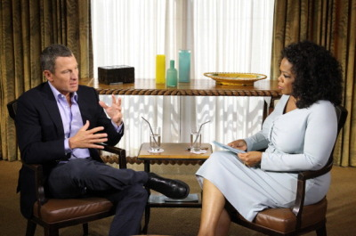 cbssports:  Lance Armstrong admits during interview with Oprah Winfrey that he took performance-enhancing drugs. Does Lance 'coming clean' change your perception of him?