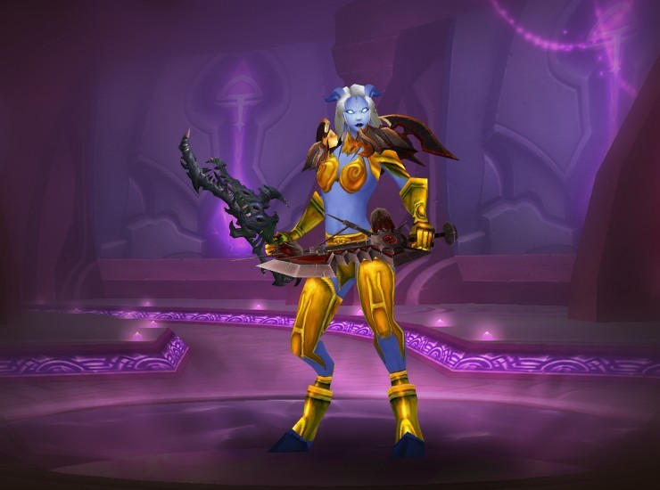 Alaalazeid the Love Fool Female Draenei Warrior US Baelgun [Destroyer Shoulderblades] [Glorious Breastplate] [Bonecrusher Bracers] [Glorious Gauntlets] [Glorious Belt] [Glorious Legplates] [Glorious Sabatons] [Kilrak, Jaws of Terror] [Tempest of Chaos]