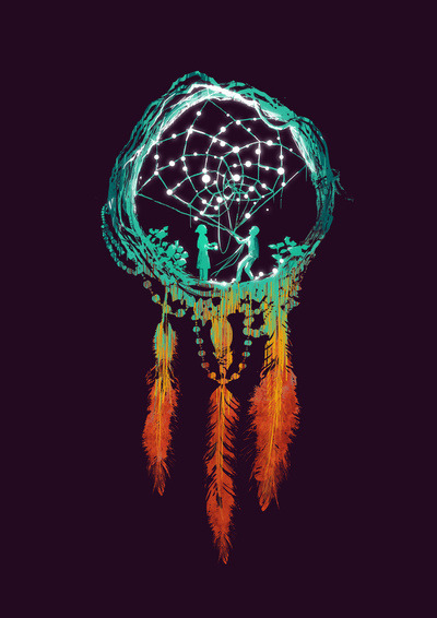 urbanoutfitters:  Dream Catcher (The Rustic Magic) by Budi Satria Kwan