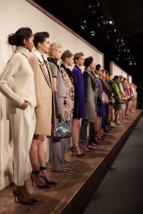 j.crew fall '13 women's line up
