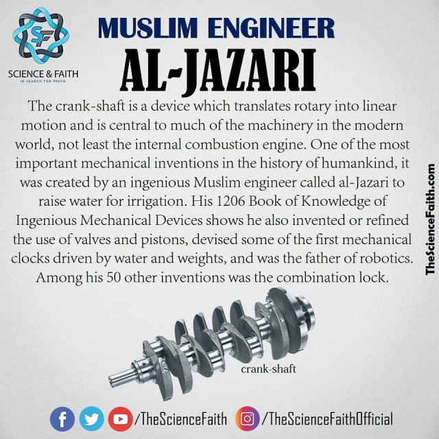 #DidYouKnow about this invention by Muslim Scientist  #Science #Faith #TSF #TheScienceFaith #Islam #Religion #Quran #QuranScience #Muslim #Scientists #History #GoldenAge #IslamicGoldenAge #IslamicRenaissance #Miracles #Wisdom #Knowledge #Truth #Proof #DarkAge  #Civilization #IslamicEmpire #Rise #ScienceReligion #MenOfHonor #MuslimHeroes #IslamicReminders #TheDailyReminder #Origin https://www.instagram.com/p/CQPuxmNBjjs/?utm_medium=tumblr #didyouknow#science#faith#tsf#thesciencefaith#islam#religion#quran#quranscience#muslim#scientists#history#goldenage#islamicgoldenage#islamicrenaissance#miracles#wisdom#knowledge#truth#proof#darkage#civilization#islamicempire#rise#sciencereligion#menofhonor#muslimheroes#islamicreminders#thedailyreminder#origin
