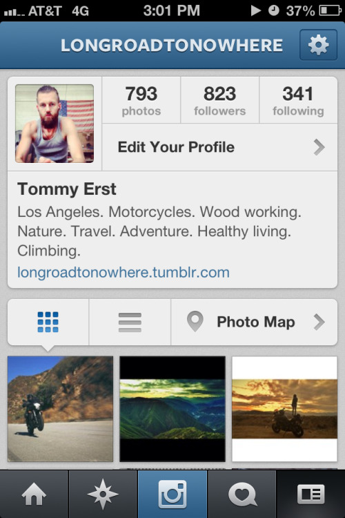 Follow my life, work, and adventures on Instagram.