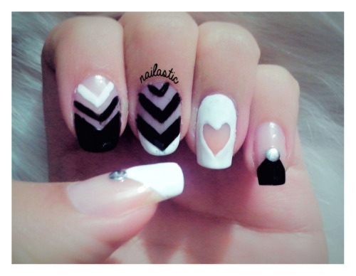 mine nail nails my nails nail polish nail post nail pic polish cute polish uñas nail deco nail art nail design fashion lovely accesories luxury bnw pale nail addict girls girly love