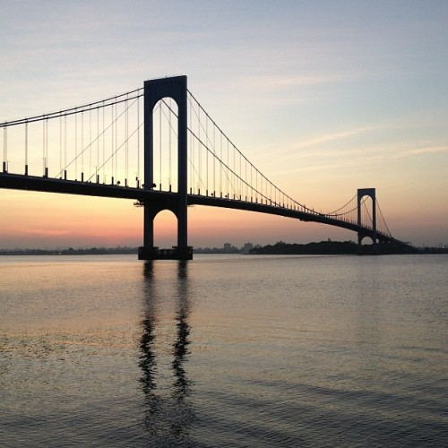 Last one 😛  (at Bronx-Whitestone Bridge)