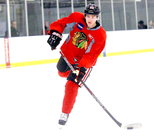 January 11, 2013 Player Skate