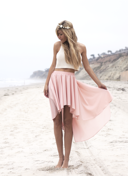 eastcoastkiss:  s-e-a-l-s:  vintage summer xo  rosy and pink/bubblegum blog!