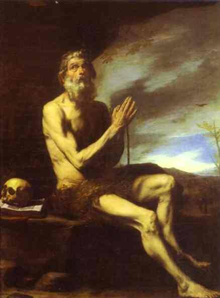 St. Paul the Hermit, by Jusepe de Ribera