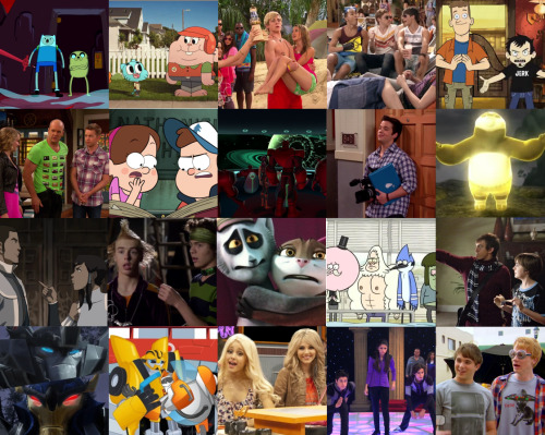 20 of the Best Episodes from 2012