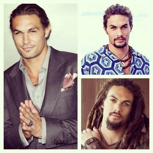 laaawrenn:  Joseph Momoa from game of thrones 😍 #mancrushmonday#handsome#hawaiian#yum#josephmomoa