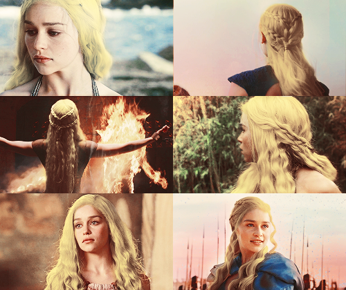 I am Daenerys Stormborn of House Targaryen of the blood of old Valyria. Valyrian is my mother tongue.