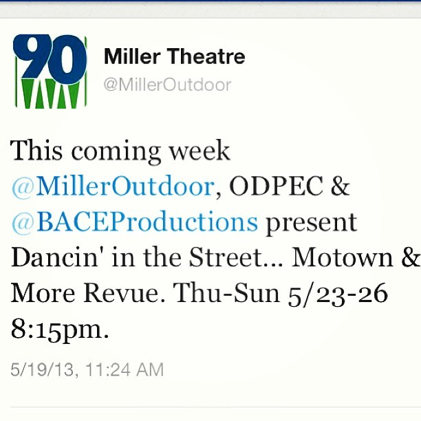 If you aren't doing anything this weekend…. @milleroutdoor