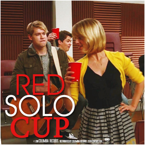 3x08 Hold On To Sixteen | Red Solo Cup Alternative Cover 'The Fab Fabrevans'