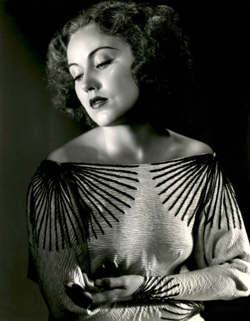 screengoddess:  Fay Wray 1934 - photo by Ernest A. Bachrach
