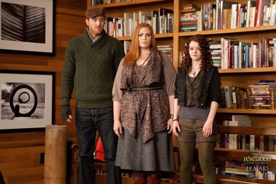 Movie Still : The Irish Coven  (Breaking Dawn part 2)
