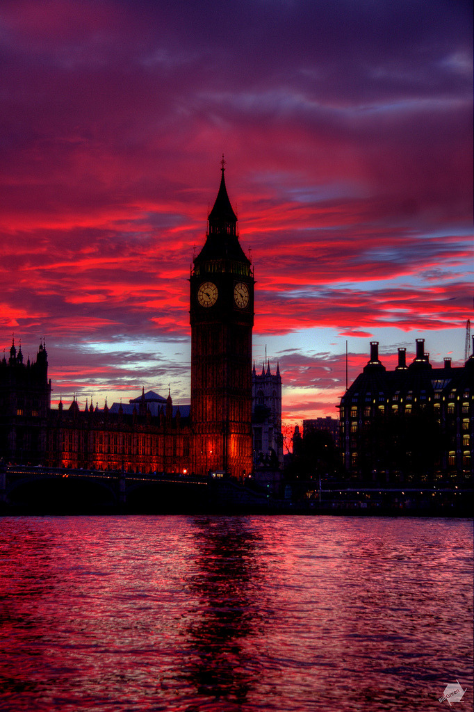 senerii:  Big Ben - The Elizabeth Tower by Bill-Green on Flickr.