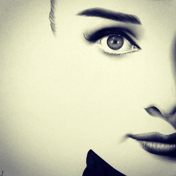 #audreyhepburn #audreyeverlasting #amazing #beautiful #beauty #babe #classic #classy #fashion #glamour #hollywood #instalove #love #makeup #oldhollywood #pretty #rare #style #stunning #tumblr #vintage