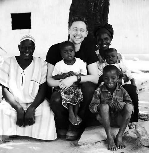 Tom Hiddleston's Guinea field diary: Day 3(x)