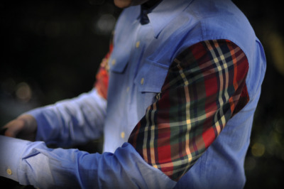 "The BKc ""Half-Sleeve"" Shirt  