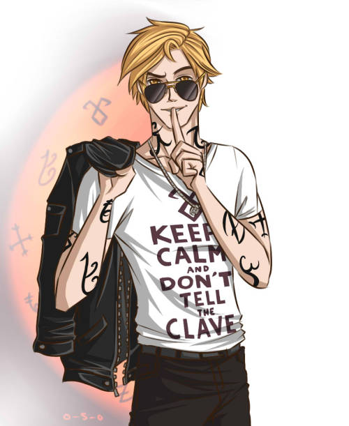 linetteherondale:  Don't Tell the Clave. by ~o0-sarcasm-0o DUUUUUUUUDE