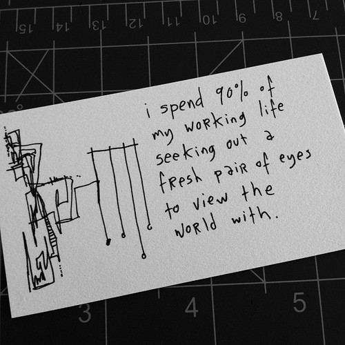 The Art Of Not Suc­king — Hugh MacLeod of Gapingvoid.com