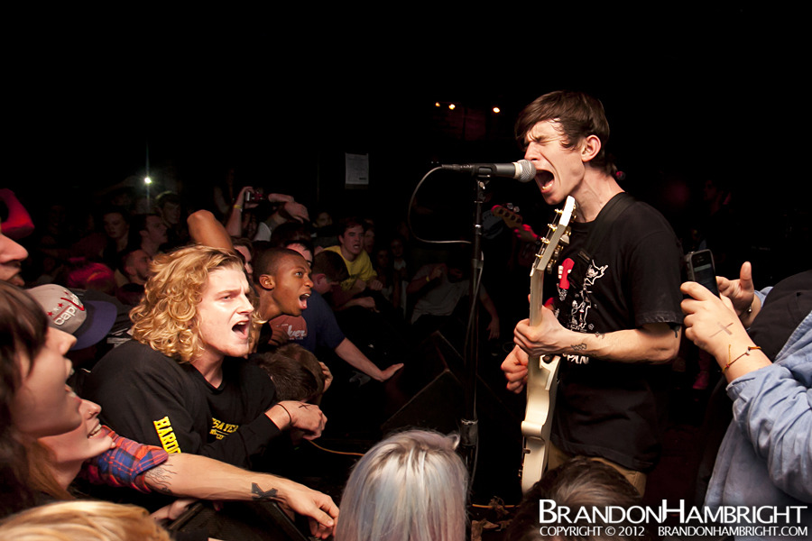 Sneak Peek: Title Fight Performing with Tigers Jaw, Pianos Became The Teeth, and Single Mothers at Kingdom in Richmond, VA on November 23, 2012. Be sure to keep an eye out for a full photo set on flickr.