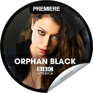 I just unlocked the Orphan Black: Natural Selection sticker on GetGlue                      4919 others have also unlocked the Orphan Black: Natural Selection sticker on GetGlue.com                  You're watching the World Premiere of BBC America's all new original series ORPHAN BLACK, presented by Supernatural Saturday. Tonight, Sarah, an orphan outsider on the run from a lifetime of bad decisions, witnesses the suicide of a stranger who looks just like her. Sarah assumes her identity hoping that cleaning out the dead woman's bank account will solve all of her problems… But instead, she's thrust headlong into a kaleidoscopic mystery and finds herself caught in the middle of a deadly conspiracy. Share this one proudly. It's from our friends at BBC America.