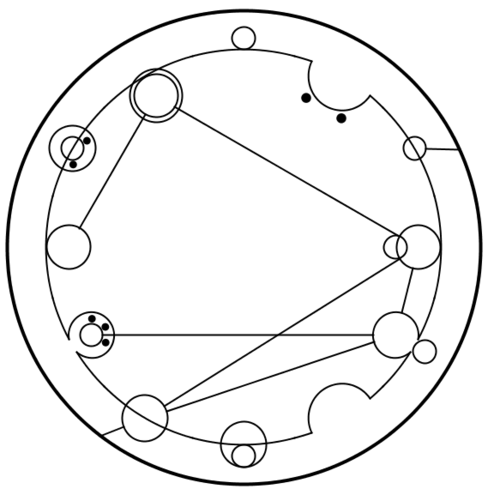 That. That is my url in Gallifreyan. Thestral-spotter did this for me and it is absolutely spectacular!