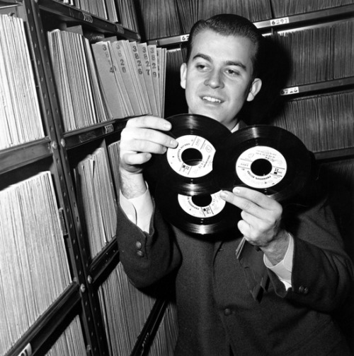 theniftyfifties:  Dick Clark