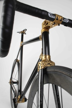 megadeluxe:  Bike frame with 3d printed lugs | by Ralf Holleis
