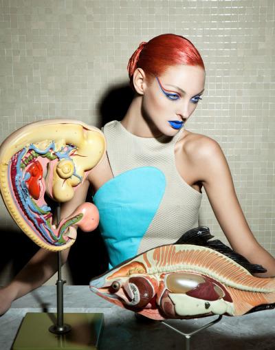 #fashion, #art, #anatomy, #lucia_giacani