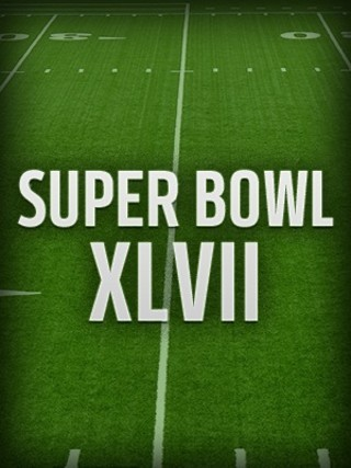 I'm watching Super Bowl XLVII                        21299 others are also watching.               Super Bowl XLVII on GetGlue.com