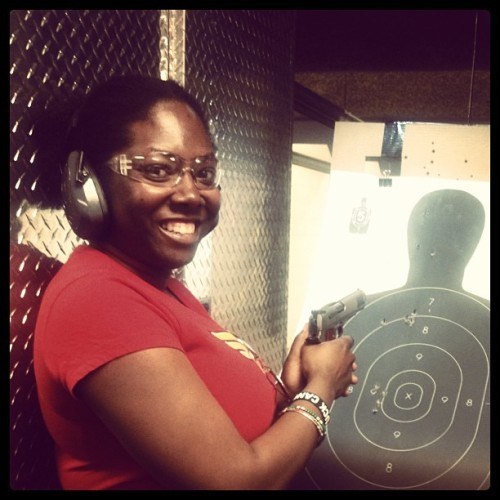 My first time… (at The Range 702)