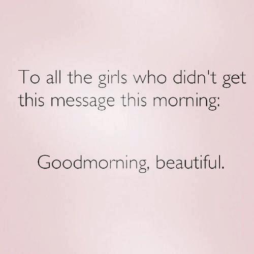 Goodmorningg