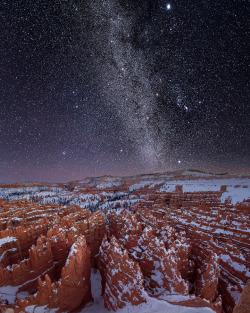 landscape stars night sky nature scenery milky way evts evfeatured o1k