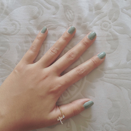 Tricia Gosingtian Nails